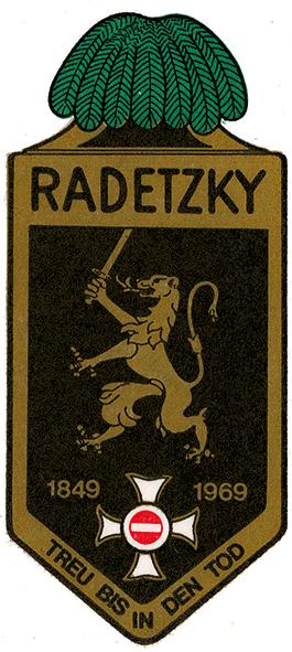 1969_Jahrgangswappen_RADETZKY